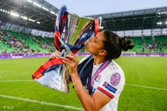 La entrerriana Soledad Jaime es la primera argentina en consagrarse en la Champions League