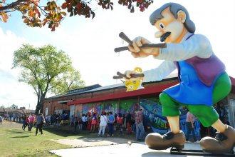 El primer museo del carnaval en el país abrió sus puertas en Gualeguaychú