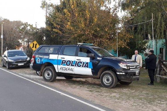 Insólito: por amenazas de bomba en el Congreso Nacional, allanaron un balneario entrerriano