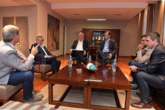 ¿Bordet se suma al grupo de gobernadores que respalda a Cristina Kirchner como vice?