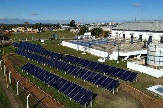 Gualeguaychú inaugura su primer parque solar municipal