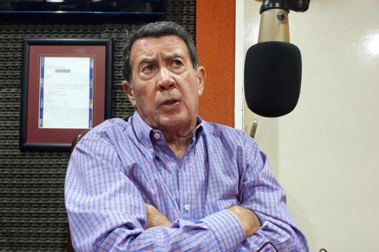 Alasino analizó al PJ de cara a las elecciones.