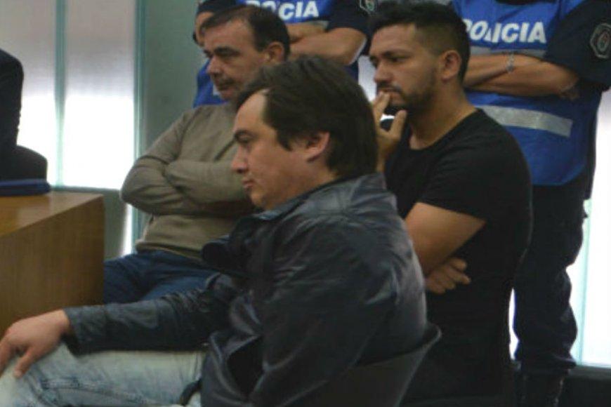 Cuñados: Aguilera y Almada, en Tribunales.