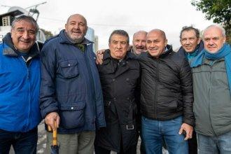 """Apoyo a CFK: """"La verdad va a triunfar"""", dijo Urribarri desde Comodoro Py"""