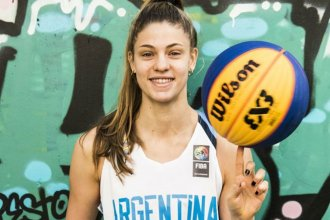 Una basquetbolista entrerriana participará en los Juegos Mundiales Universitarios