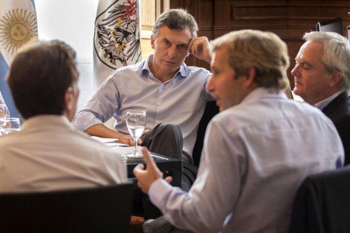 """Frigerio admite que Macri """"está dispuesto a un vicepresidente que pueda ampliar Cambiemos"""""""
