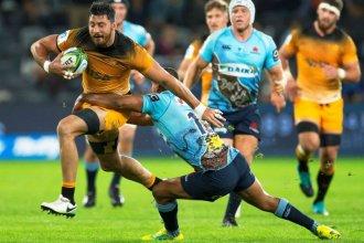 Con dos entrerrianos en cancha, los Jaguares lograron otra histórica victoria en Australia