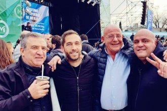 """""""Vamos a volver y vamos a ser mejores"""", dijo Urribarri luego del acto de la fórmula Ferández - Fernández"""