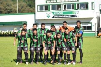Achirense, el equipo de Entre Ríos que jugará la final con el sueño de ascender al Federal A