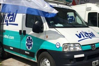 Compañía de ambulancias deberá cumplir un traslado que quiso reprogramar