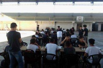 Generación Positiva sumó una nueva disciplina deportiva: el Ajedrez