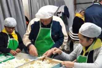 Cuando los ñoquis son sinónimo de esfuerzo, solidaridad y un plato de comida caliente