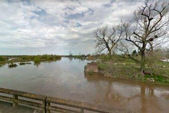 Policía entrerriano salvó la vida de un menor que había caído al agua