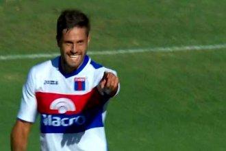 El disparo colonense que sorprendió a Andrada y abrió el marcador para Tigre frente a Boca en la final
