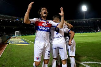 Con tres entrerrianos en cancha, Tigre logró una conquista histórica en la Superliga