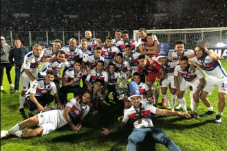Bordet se puso la camiseta y festejó el triunfo de Tigre en las redes sociales