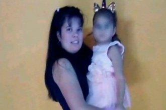Sigue la búsqueda: la madre recibió un mensaje desde el celular de Ludmila