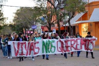 """#NiUnaMenos en Colón: """"Matan a una mujer cada 31 horas solo por su condición de tal"""""""