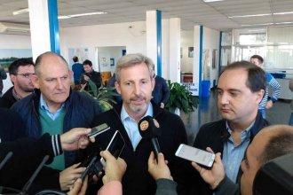Cuestionan a Frigerio y Bullrich por usar aviones oficiales en vuelos de campaña a las provincias