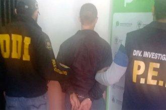 En un centro de rehabilitación, detuvieron al presunto asesino de un adulto mayor