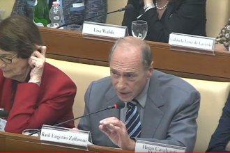 Zaffaroni habló sobre agrotóxicos y resaltó el fallo de la Justicia entrerriana