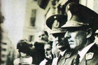 """4 de junio de 1943, """"Jornada redentora de la patria…"""""""