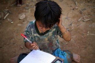 Cifras alarmantes: el 51,7% de los chicos son pobres en Argentina