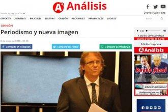 En el día del periodista, la web de Análisis estrena nuevo diseño
