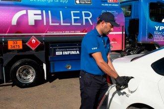 Delivery de nafta, la nueva modalidad que el gobierno analiza permitir