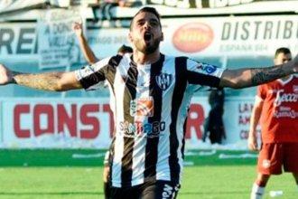 Con el de Central Córdoba, Diego Jara celebró el quinto ascenso de su carrera