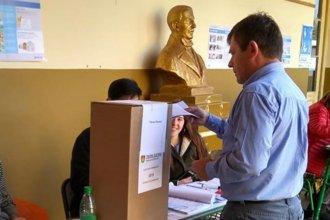 Sin candidatura, así votó el presidente de la UCR provincial