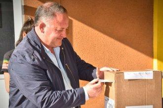 El candidato justicialista a senador por Colón compartió sus sentimientos frente a la urna