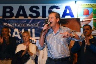 Con el 75% de las mesas escrutadas, Adán Bahl se perfila como el nuevo intendente de Paraná