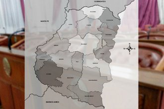 ¿Cómo quedó configurado el nuevo mapa del Senado entrerriano?
