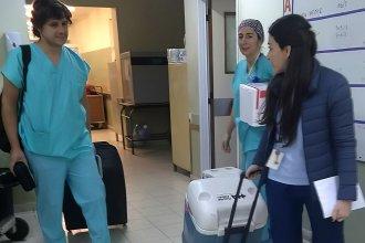 Suman 27 las donaciones multiorgánicas concretadas en la provincia