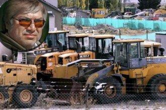 Intendente reelecto quiere usar maquinaria de Lázaro Báez para obras en la ciudad