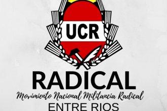 La carta abierta del desacuerdo a que la UCR Entre Ríos siga dentro de Cambiemos