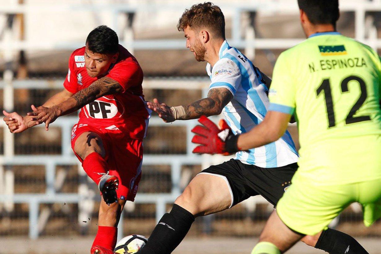 El último gol lo hizo el sábado, en Chile.