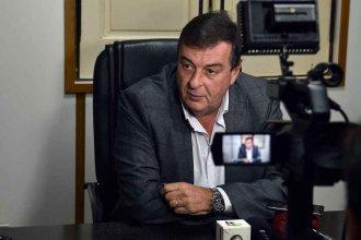"""Rebord habló sobre los despidos en la municipalidad: """"Que vayan a la justicia"""""""
