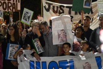 Gualeguaychú: una multitud marchó y pidió justicia por Lucas Bentancourt