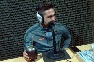 """Fede González: """"Estoy viviendo algo increíble"""", dijo en su vuelta a Colón tras el triunfo de Tigre"""