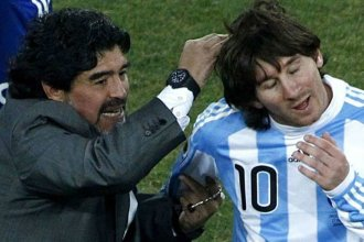 La causa verdadera del Maradona doliente