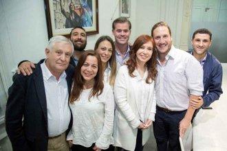 Tras su victoria en Gualeguaychú, Piaggio visitó a Cristina Kirchner en el Instituto Patria