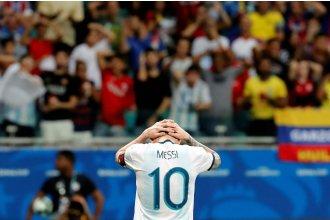 Dos ex delanteros del fútbol argentino amargaron el debut de Messi y la selección en la Copa América
