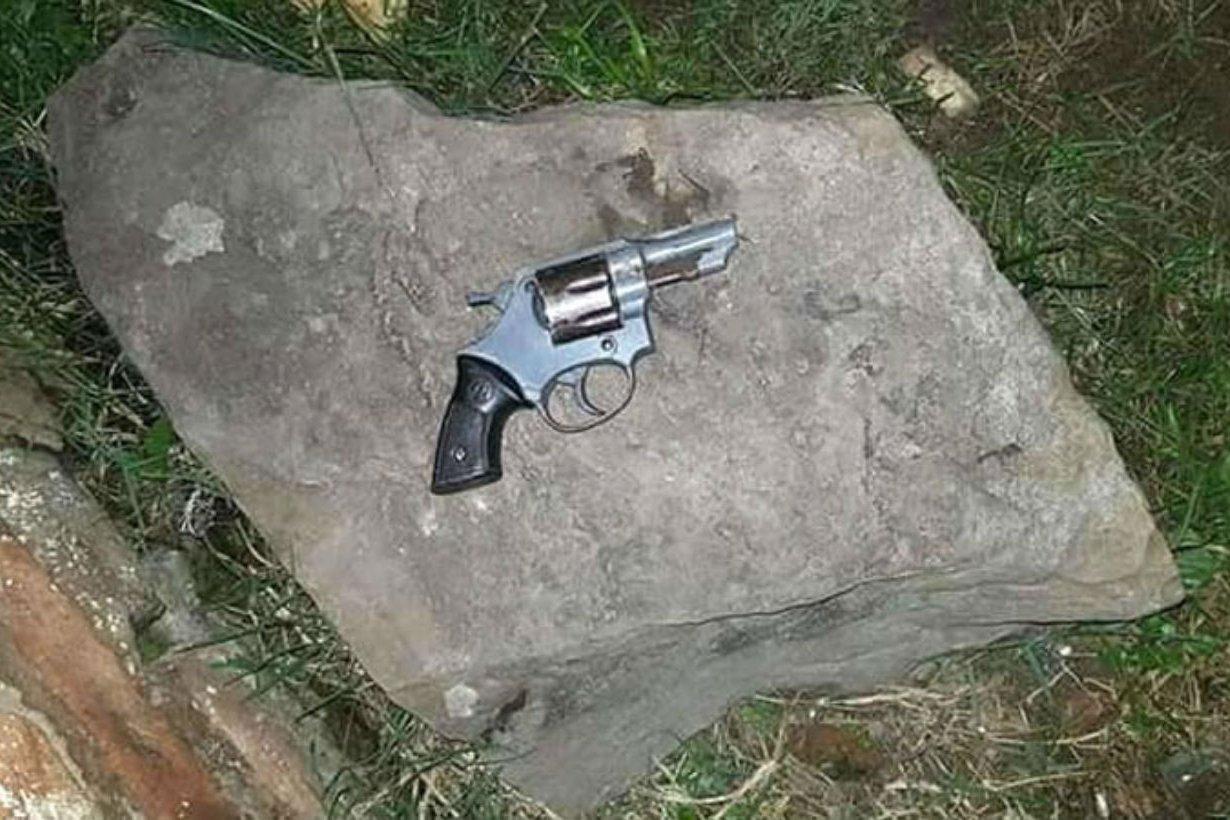 El arma homicida, usada en la zona sur.