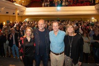 A través de las redes sociales, Bordet felicitó a los peronistas ganadores de este domingo