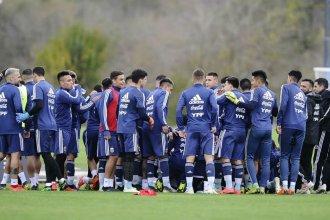Un entrerriano ingresaría al 11 titular de la selección para jugar con Paraguay