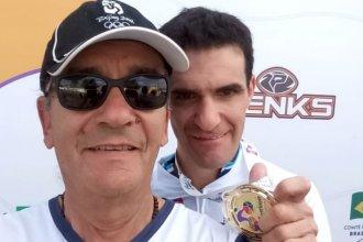 El entrerriano Rodrigo López sumó en San Pablo una nueva medalla dorada para su colección