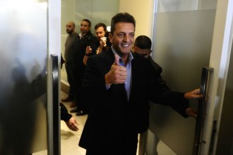 Afirman que Massa no será precandidato a presidente y que irá por la Baja, tras aliarse con CFK