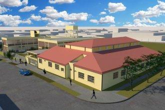 Sustitución y ampliación: así será la Escuela Normal Superior después de las obras